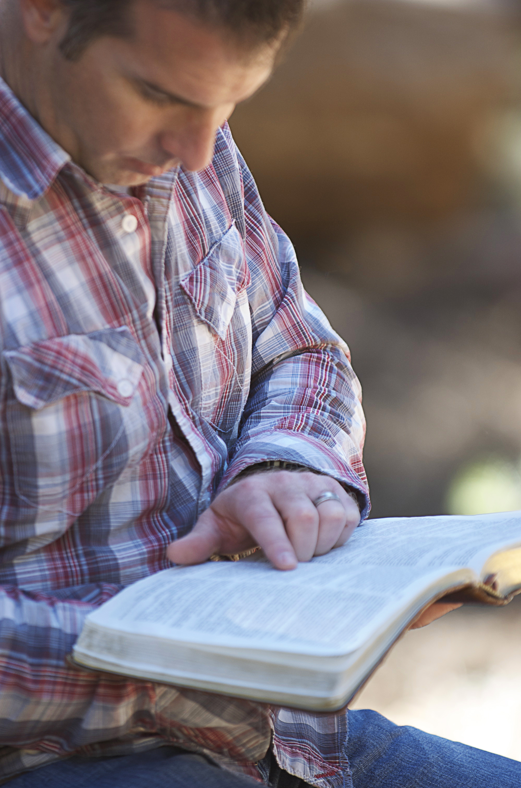 """how to interpret the bible accurately What's the first thing we do when you read a bible verse it's the same thing we do when we look at a picture we look for ourselves we ask, """"how does this apply to my world."""