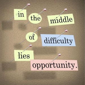 difficult brings opportunity_7299354_s