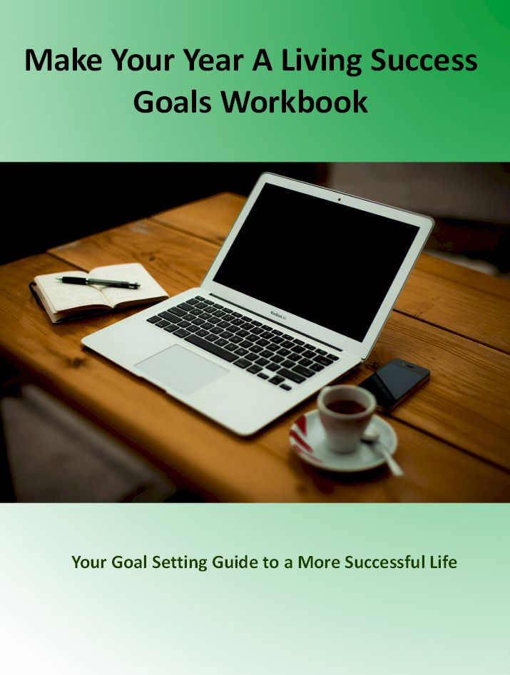 Make Your Year A Living Success Goals Workbook